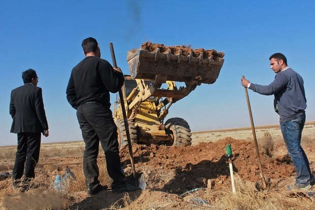 13حلقه چاه غیر مجاز در شهرستان ری مسدود شد