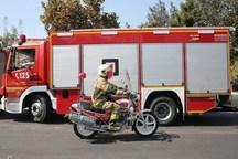 آتش سوزی واحد مسکونی در سهند هفت مصدوم به جا گذاشت