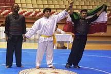 ورزشکار ایلامی مدال طلای رقابت های بین المللی باکو را کسب کرد