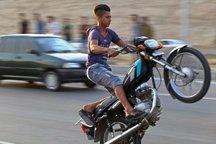 طرح ضربتی توقیف موتورسیکلت در همدان آغاز شد