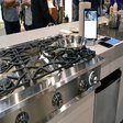اجاق گاز هوشمندی که غذایتان را مغر پخت می کند!