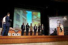 جشنواره ساختمان های برتر قزوین با شناخت آثار برگزیده پایان یافت