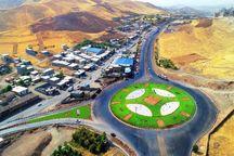 احداث میدان ورودی ناحیه منفصل شهری ننله در سنندج اجرایی شد