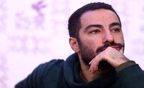 گریم متفاوت نوید محمدزاده در یک تئاتر/ عکس