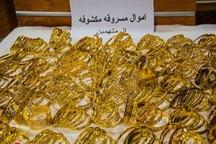 96سارق طلا در استان بوشهر دستگیر شد
