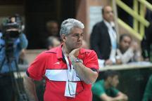 تمرینات تیم والیبال شهرداری تبریز از هفته بعد آغاز میشود