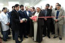 مرکز اورژانس جامع بیمارستان امام خمینی اردبیل بهره برداری شد