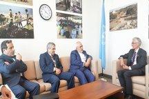 رایزنی ظریف با دو تن از معاونان دبیرکل سازمان ملل