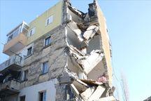 افزایش قربانیان زلزله آلبانی و اعلام عزای عمومی+تصاویر