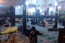 تجهیز 40 مسجد شهر ایلام برای اسکان زائران اربعین حسینی