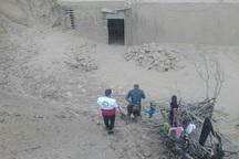 نیروهای هلال احمر به مناطق سیل زده دیشموک اعزام شدند