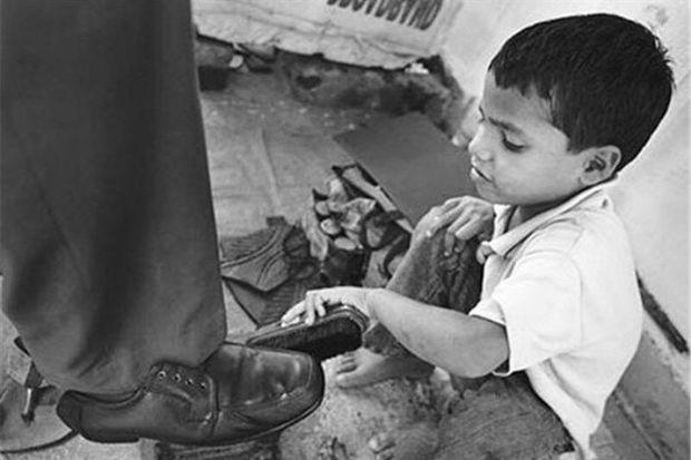 کودکان کار در قزوین و چهره مخدوش شهر