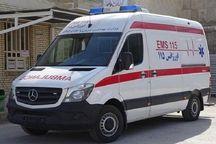 تصادف در خمام، پنج نفر را راهی بیمارستان کرد