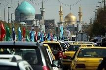 بیش از 2.5 میلیون زائر به مشهد سفر کردند