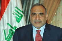 عادل عبدالمهدی: استفاده از خاک عراق از سوی هیچ کشوری را نمیپذیریم