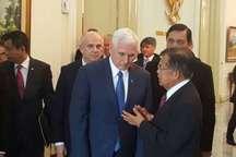 حضور نامیمون 'مایک پنس' در اندونزی و نگرانی دولت از انتخابات 2019
