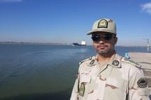 اجرای گشت های مشترک دریایی ایران و عراق در اروندرود