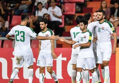شکست خانگی تیم ملی فوتبال تایلند مقابل عراق