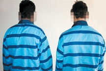 سارق حرفه ای در سلماس دستگیر شد