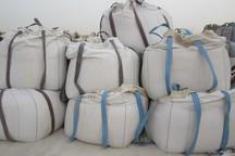کشف 500 تن برنج وارداتی در فصل ممنوعیت در گیلان