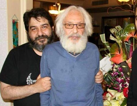 جزییات درگذشت جمشید مشایخی از زبان پسرش + فیلم