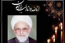 """""""حجت الاسلام بابایی"""" خدمات بسیاری در ترویج فرهنگ اسلامی در پلدختر داشت"""