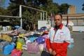 فعالیت 30 پایگاه امدادی هلال احمر در شهرستان ری برای کمک به زلزله زدگان غرب کشور