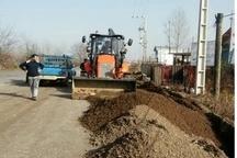 توسعه شبکه آبرسانی روستای کیسم جوکل آستانه اشرفیه