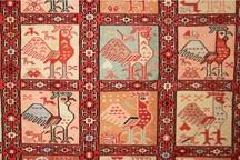 هنرمندان پارس آبادی 30 هزار متر مربع ورنی تولید کردند