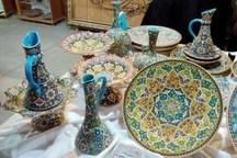 رشد محسوس صادرات صنایع دستی همدان پس از برجام