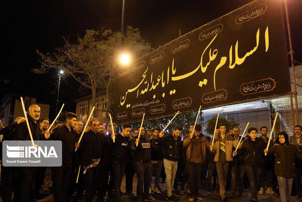 شور حسینی مردم کهگیلویه و بویراحمد در تاسوعا