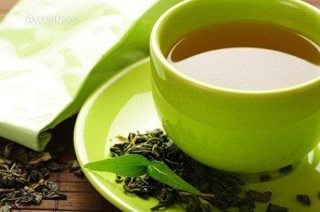 معجزه لاغری با چای سبز دروغ نیست