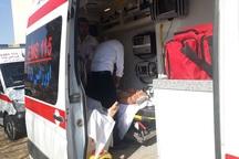مرکز هدایت عملیات بحران اورژانس اصفهان آماده باش هستند