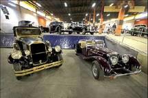 مجوز موزه خودروهای کلاسیک در تبریز صادر شد