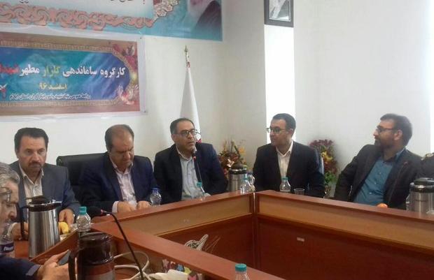 مشاور وزیر کشور: ساماندهی گلزار شهدا باید دربرگیرنده ارزش های دفاع مقدس باشد