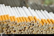 195هزار نخ سیگار قاچاق در کرمانشاه کشف شد