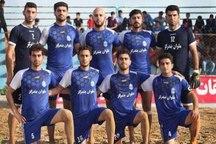 لیگ برتر فوتبال ساحلی  شکست سنگین ملوان در تبریز