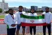 دانش آموزان دو و میدانی کار خراسان رضوی در مسابقات جهانی درخشیدند