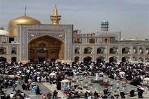 810 هزار زائر مستضعف به حرم مطهر امام رضا(ع) مشرف شدند