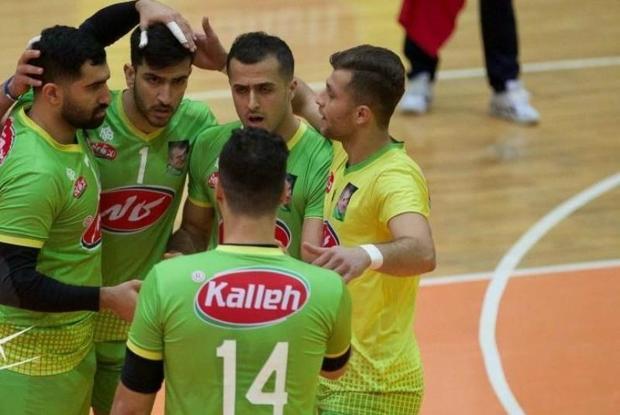 نگاهی به وضعیت تنها نماینده مازندران در لیگ برتر والیبال کشو