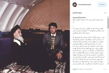سید حسن خمینی: «آرامش امام»، بزرگترین رمز توفیقات ایشان بود