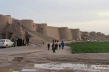 39 هزار گردشگر از دومین بنای خشتی و گلی کشور دیدن کردند