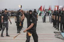 عکس/ فلسطینی های آماده