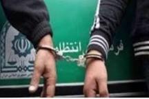دستگیری سارقان حرفهای اموال عمومی و خصوصی در اردبیل
