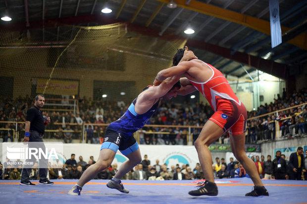 کشتی گیر گیلانی از کسب مدال جهانی بازماند
