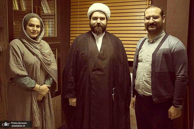تبریک مرتضی اشراقی به کارگردان و تهیه کننده فیلم «شبی که ماه کامل شد»