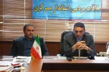 حمایت بخش خصوصی سرفصل برنامه اقتصادی استان مرکزی است