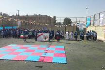 پنجمین دوره المپیاد ورزشی درون مدرسهای در پیشوا برگزار شد