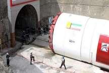 حفاری 10 کیلومتر از تونل انتقال آب از سد کانی سیب به دریاچه ارومیه