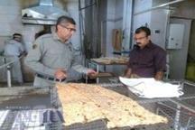 تقدیر مدیرکل محیط زیست استان از نانوای خرم آبادی